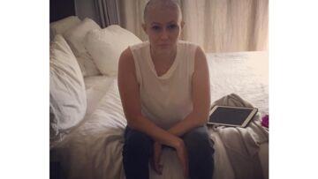 VIDEO – Shannen Doherty: Une danse pour vaincre le cancer
