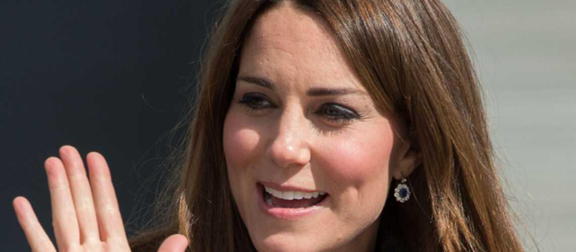 Kate enceinte: «Il reste encore beaucoup à faire» avant la naissance du bébé