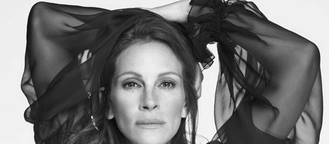 Julia Roberts, intello pour Givenchy