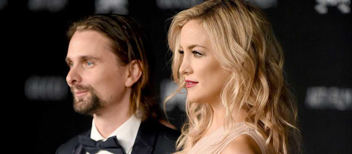 Kate Hudson et Matthew Bellamy se séparent