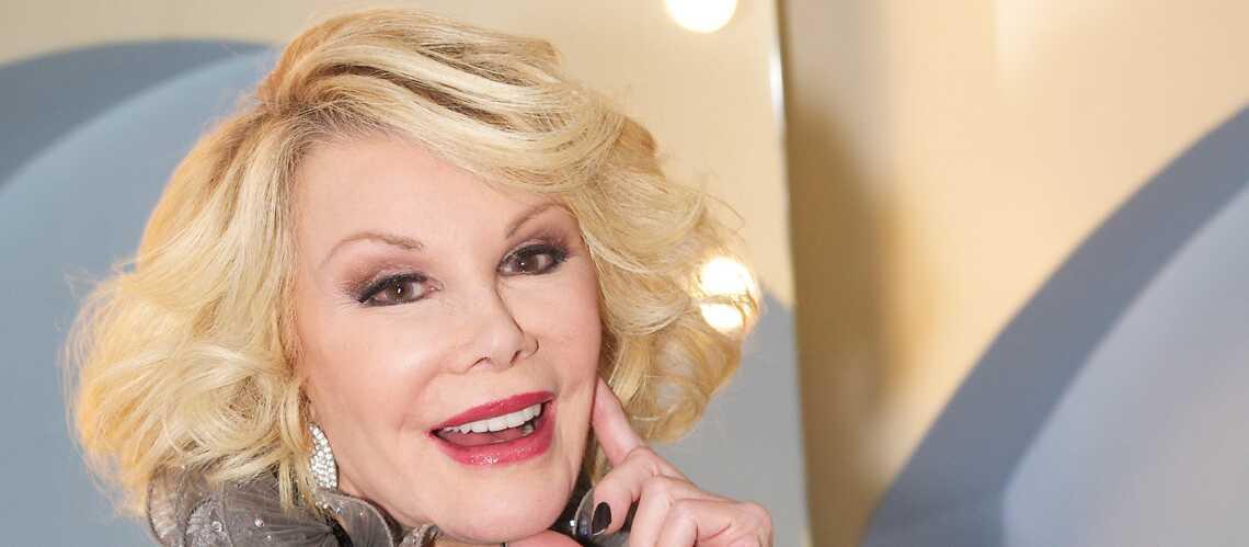 Joan Rivers, récompensée à titre posthume aux Grammy Awards