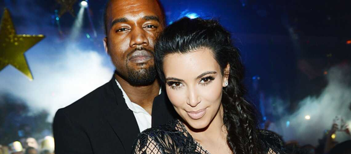 Kim Kardashian et Kanye West, leur nid d'amour