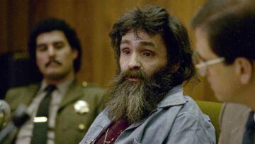 Le tueur en série Charles Manson retourne en prison