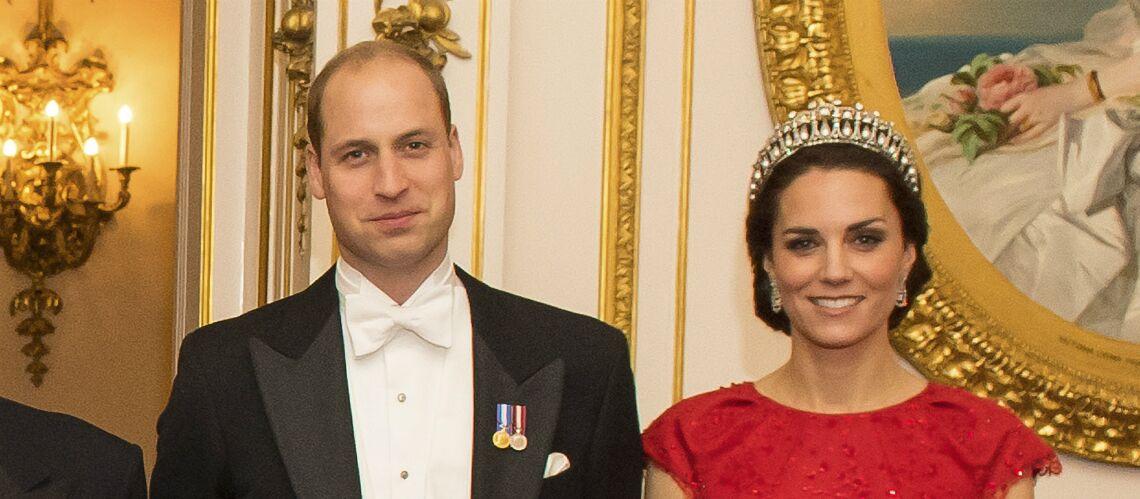 PHOTO – Kate et William dévoilent enfin leur adorable carte de vœux