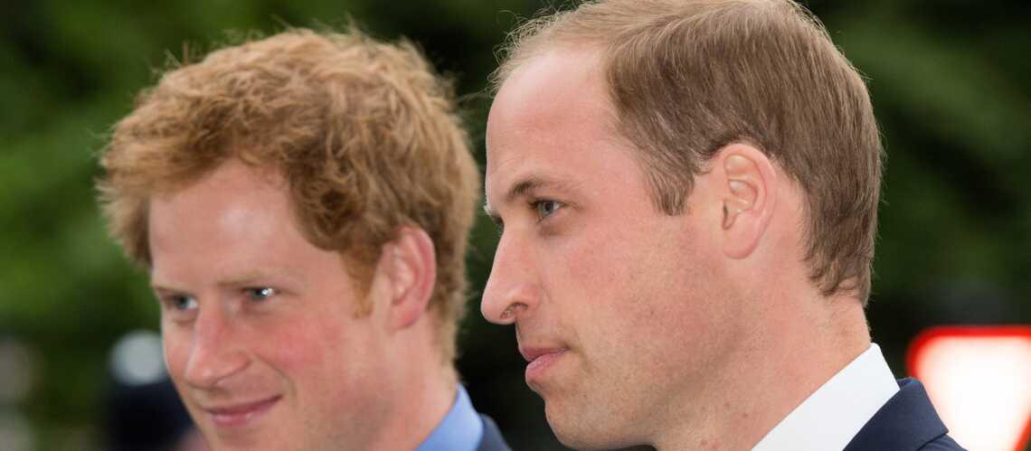 William et Harry à la recherche du «Nelson Mandela de demain»