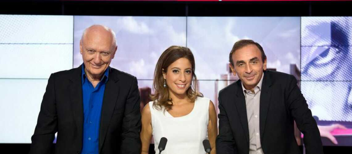 Léa Salamé, nouveau visage d'On n'est pas couché
