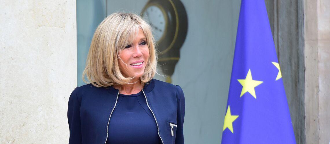 Brigitte Macron reçoit plus de 150 lettres par jour: c'est cinq fois plus que Carla Bruni