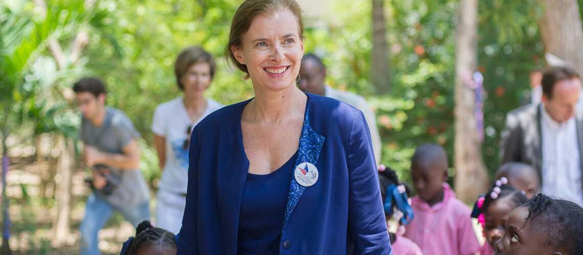Valérie Trierweiler: un message pour Haïti à François Hollande