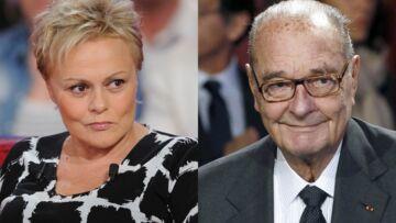 Muriel Robin et Jacques Chirac sont dans un bateau…