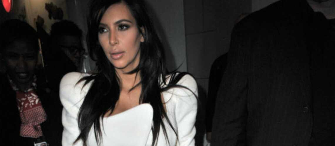 Kim Kardashian hospitalisée