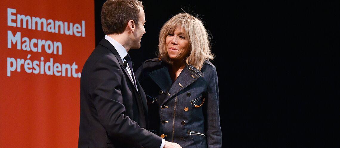 Brigitte Macron as de la communication: comment gère-t-elle son image?