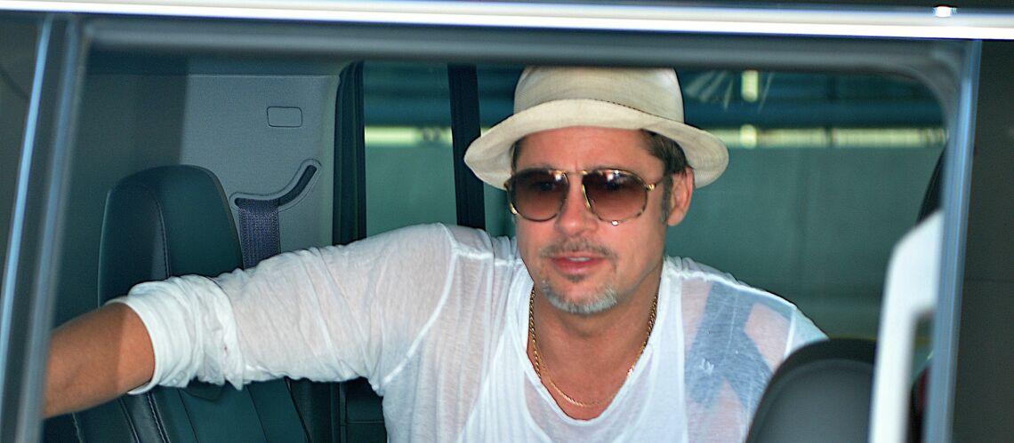 PHOTO – Brad Pitt très amaigri pour sa première apparition officielle depuis le divorce