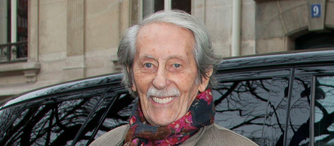Pourquoi Jean Rochefort ne se rasait jamais la moustache?
