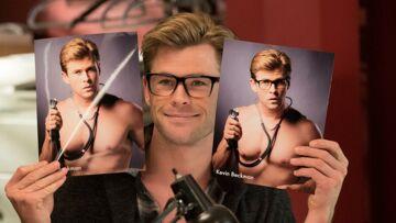 Chris Hemsworth: «Mon personnage est un genre de chiot idiot»