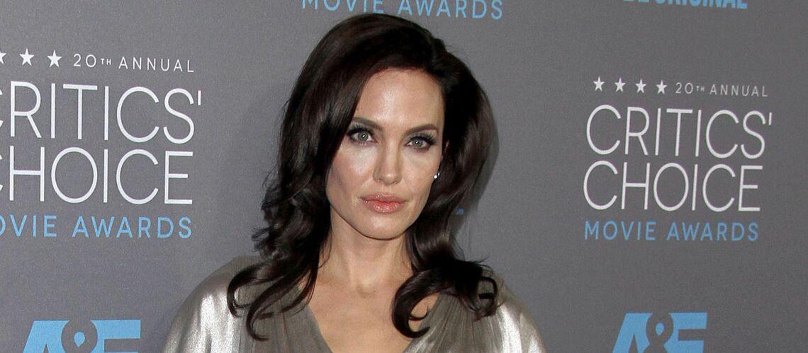 Angelina Jolie à l'origine de la rumeur de réconciliation avec Brad Pitt?