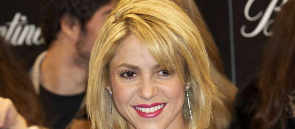 Le ventre de Shakira scruté à Paris