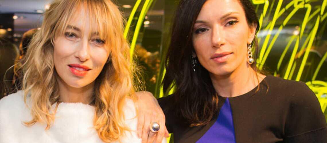 Gala By Night: Aure Atika et Alexandra Golovanoff duo de charme pour Christofle