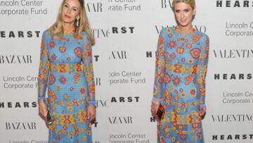 Nicky Hilton et Dee Ocleppo, fashion faux-pas en Valentino