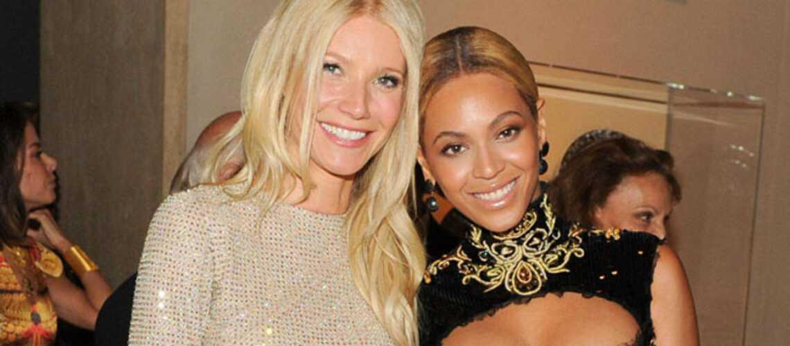 Gwyneth Paltrow offre une poussette de luxe à sa copine Beyoncé