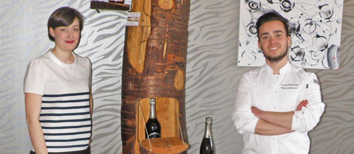 Baptiste Denieul et Rodolphe Pottier: qui sont les plus jeunes chefs étoilés de France