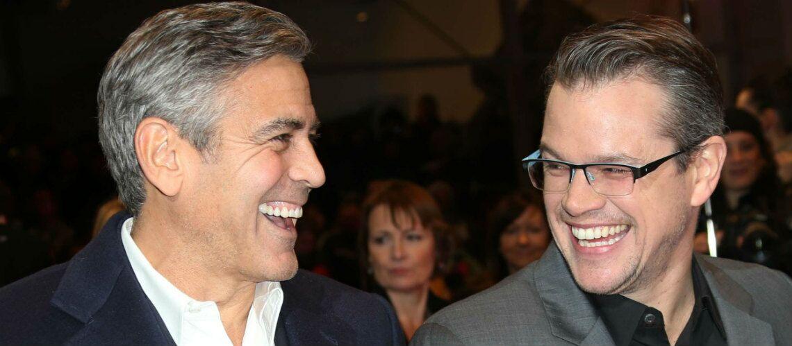 George et Amal Clooney bientôt parents, Matt Damon est fou de joie: «Ils vont être géniaux»
