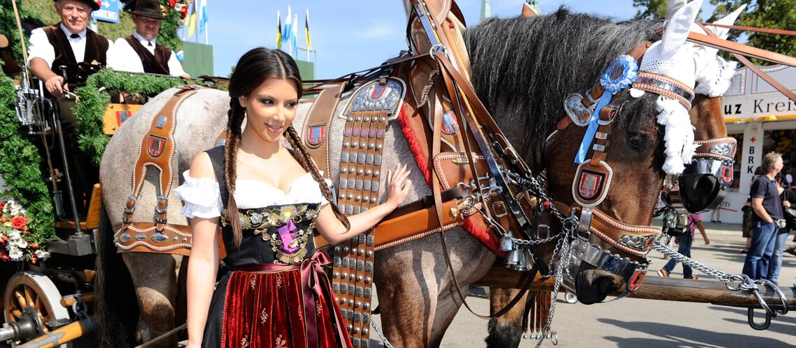 Kim Kardashian: pourquoi elle se lave les cheveux avec du shampooing pour chevaux?