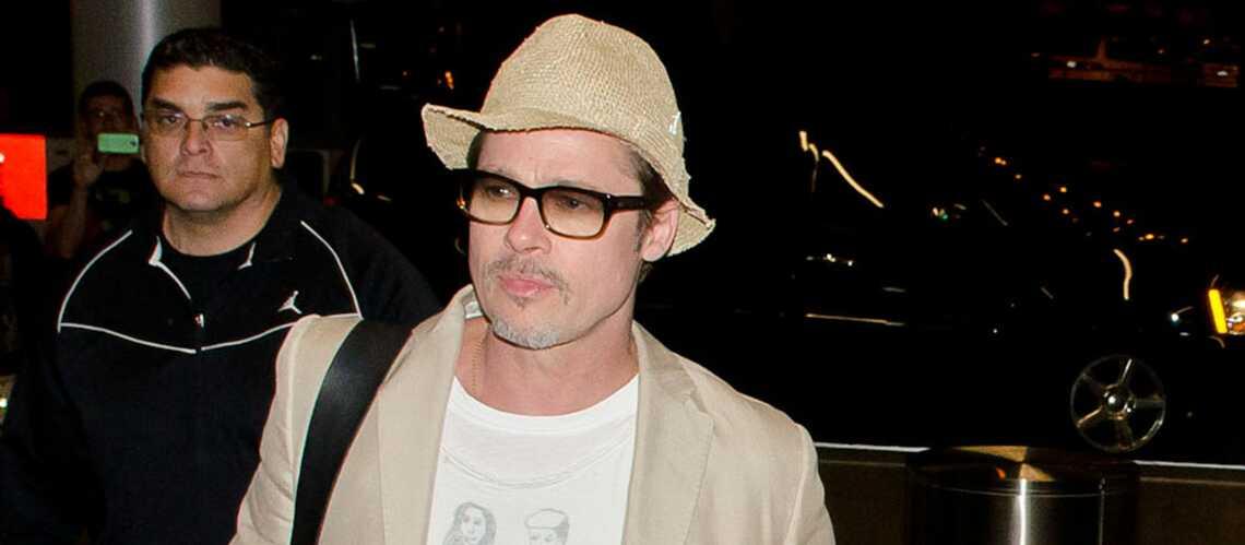 Brad Pitt et Angelina Jolie à la mode de leurs enfants