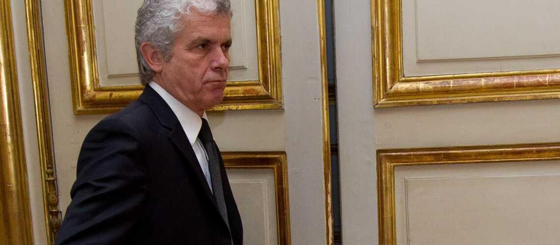 Claude Sérillon prend la porte de l'Elysée