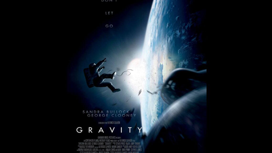 Vidéo- George Clooney et Sandra Bullock en orbite