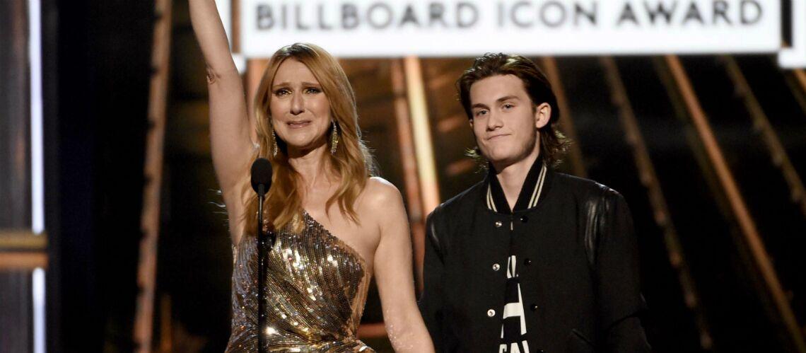 PHOTOS – Le fils de Céline Dion, René-Charles, ferait-il sa crise d'adolescence?