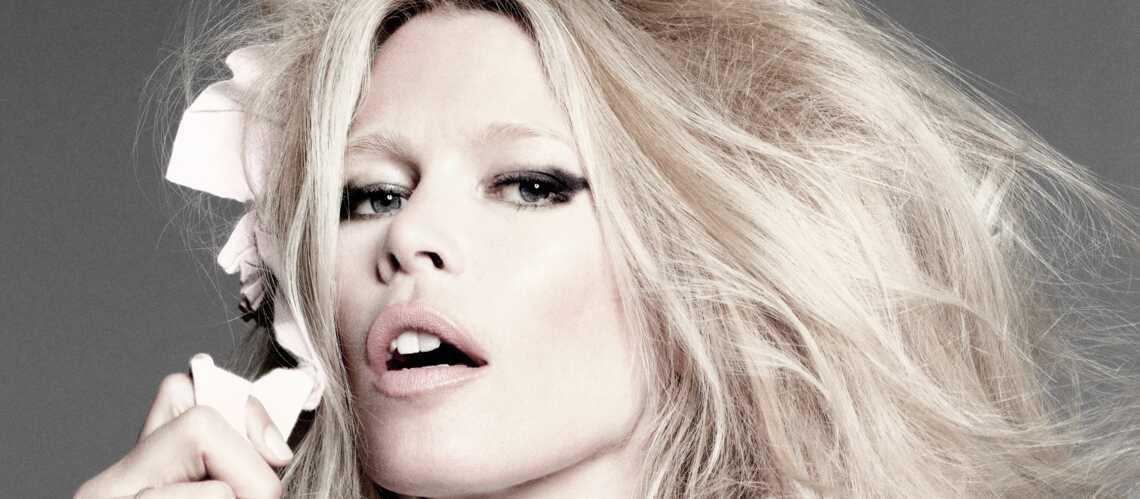 Claudia Schiffer: «Je veux rester jeune»