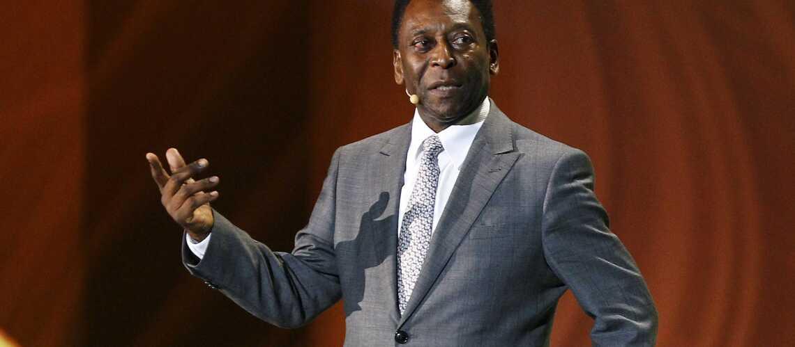 Le roi Pelé à Paris