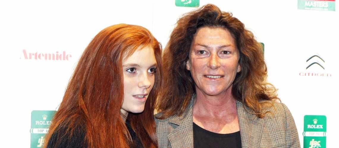 Florence Arthaud: «Avec ma fille, on est solitaires à deux»