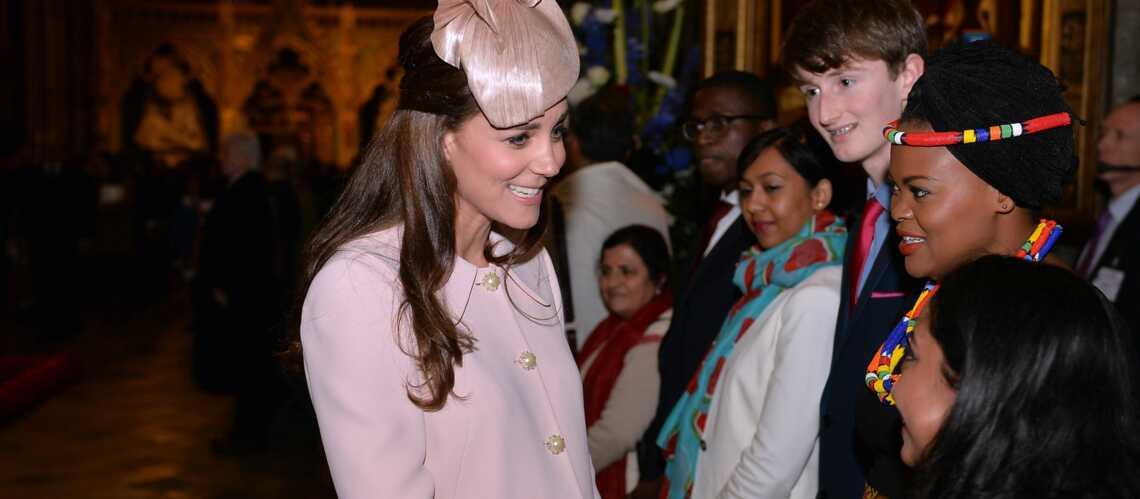 Princesse Kate, reine du recyclage enceinte