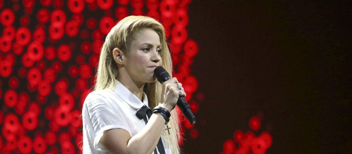A la demande de son médecin, Shakira annule ses deux concerts à Paris