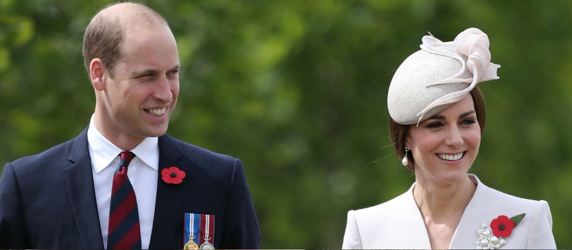 Le prince William distant avec Kate Midd­le­ton en public à cause d'une phobie person­nelle ?