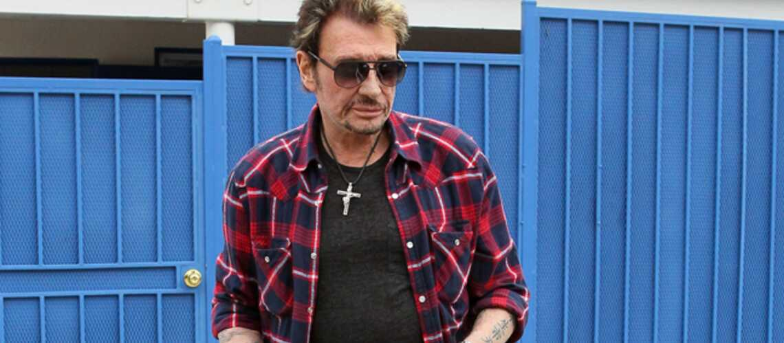 Johnny Hally­day, la tweet'n roll atti­tude