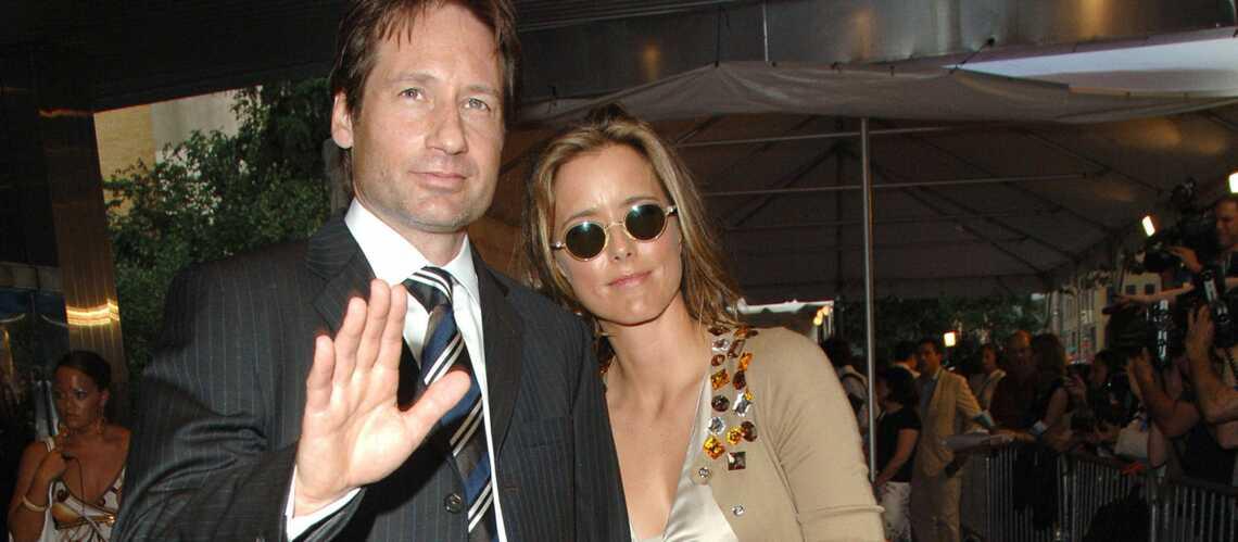 David Duchovny et sa femme Téa Leoni ont divorcé