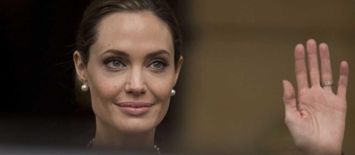 Les ambitions politiques d'Angelina Jolie