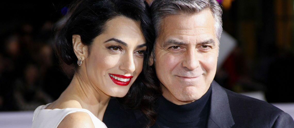 Amal et George Clooney: où vont-ils élever leurs jumeaux