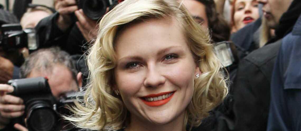 Kirsten Dunst harcelée par un frenchy