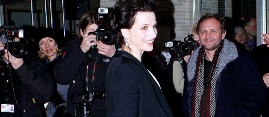 Juliette Binoche répand la french touch à Berlin