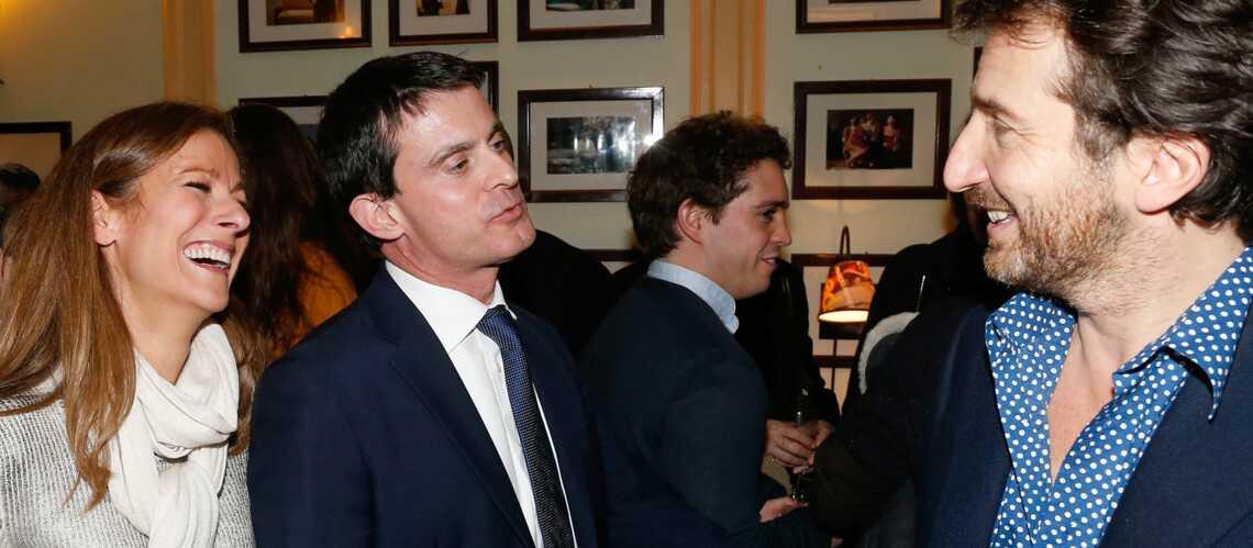 Gala by Night: Sortie au théâtre en amoureux pour Manuel Valls et Anne Gravoin