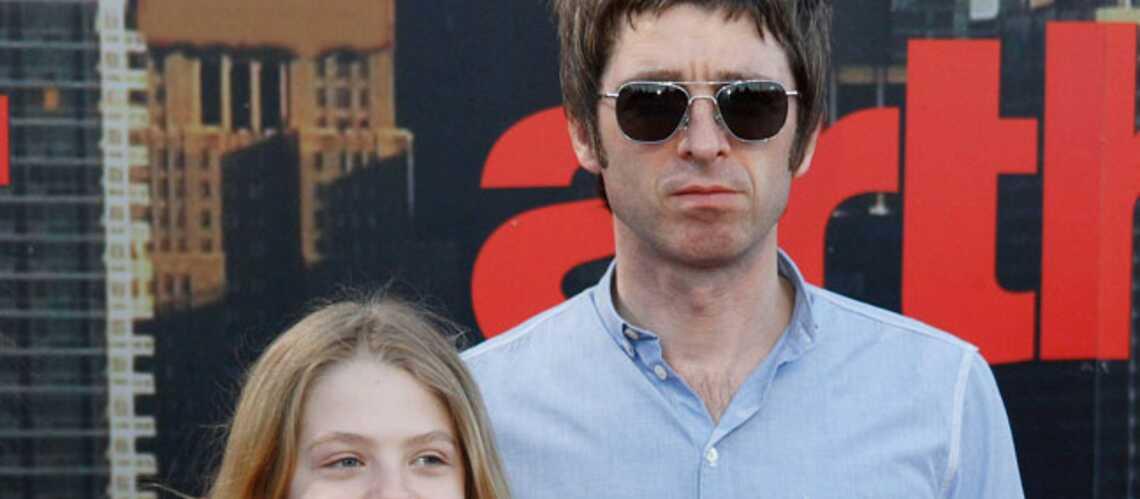 Noel Gallagher: sa fille est un mini-mannequin