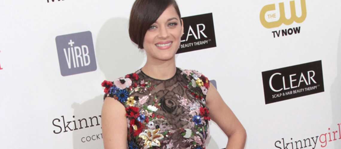 Marion Cotillard, Jessica Chas­tain: les plus belles robes des Critics' Choice Awards