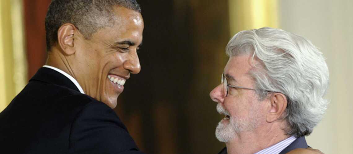 Barack Obama, geek dans l'âme et accro à Star Wars