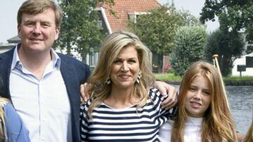 PHOTOS – Willem Alexander et Maxima des Pays-Bas, premières photos de vacances avec leurs filles