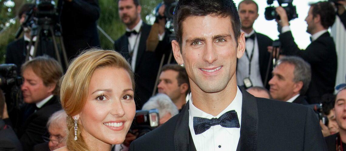 PHOTO – Face aux rumeurs d'infidélité et de séparation, Novak Djokovic célèbre son amour pour sa femme