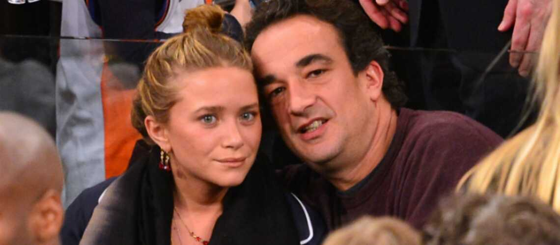 Mary Kate Olsen et Olivier Sarkozy, aux anges