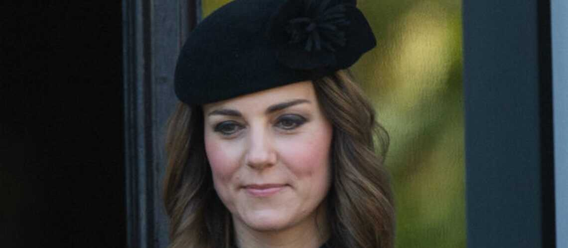 Remembrance Day: hommage solennel pour Kate et William